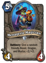 Menagerie Magician