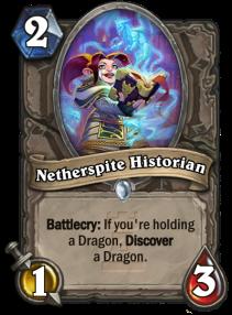 Netherspite Historian