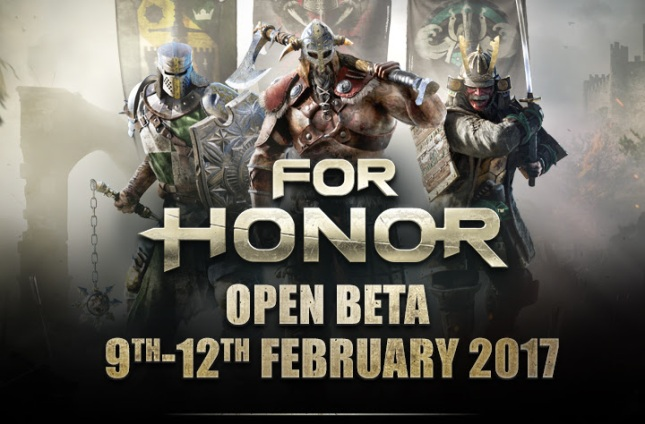 for-honor-open-beta