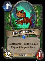 03 Small Raptor