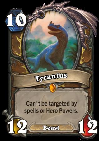 06 Tyrantus