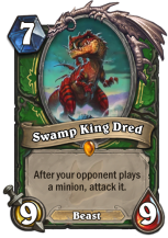 11 Swamp King Dred