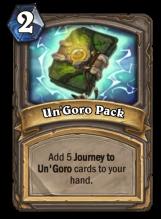13 Un'Goro Pack