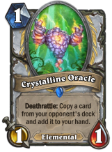 Crystalline Oracle