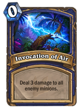 Elemental Invocations - air
