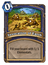 Elemental Invocations - earth