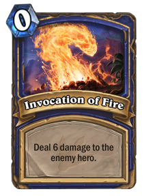 Elemental Invocations - fire