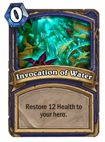 Elemental Invocations - water