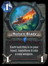 Molten Blade