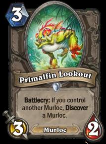 Primalfin Lookout
