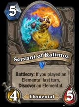 Servant of Kalimos
