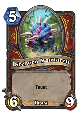 Direhorn Matriarch