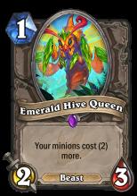 Emerald Hive Queen
