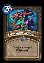 Envenom Weapon
