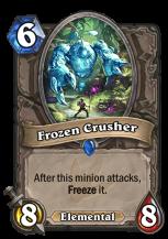 Frozen Crusher