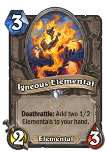 Igneous Elemental