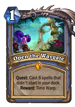 Open the Waygate