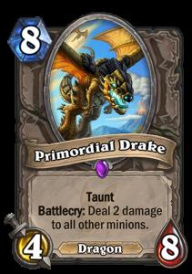 Primordial Drake