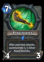 Vinecleaver