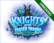 Unboxing: Knights of the Frozen Throne
