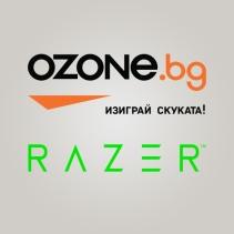 07 Ozone.bg and Razer