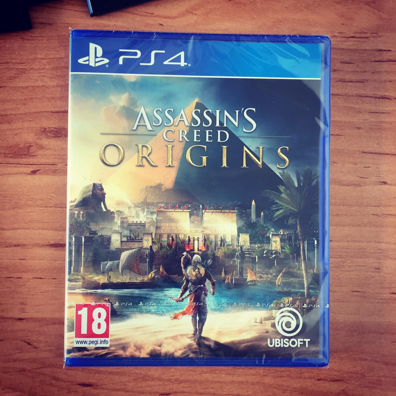 Спечелете Assassin's Creed Origins за PS4 | Stranger's Weblog