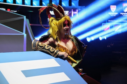 Cosplay - ESL One Hamburg 2017 (1)