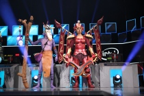 Cosplay - ESL One Hamburg 2017 (8)