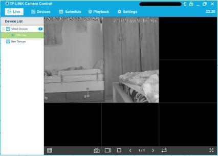 TP-LINK Camera Control (1)