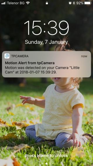 tpCamera app iOS (12)